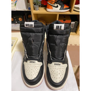 NIKE - (27cm)Jordan 1 Not For Resale VarsityRed