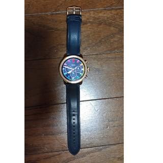 フォッシル(FOSSIL)のFOSSIL Q EXPLORISTスマートウォッチ USED(腕時計(デジタル))