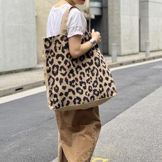 DEUXIEME CLASSE - 未使用  MAISON BENGAL Leopard Bag
