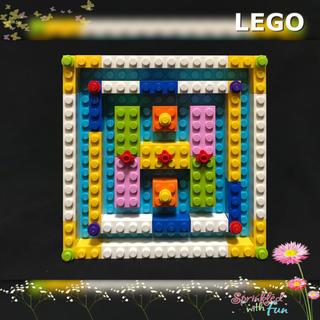 Lego - LEGO レゴフレンズ 基礎プレート 16×16 + 基本ブロック 拡張用セット