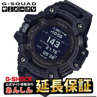 ジーショック(G-SHOCK)の【新品】G-SHOCK GBD-H1000-1JR G-SQUAD(腕時計(デジタル))