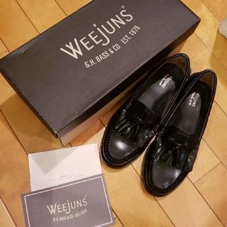 シップスフォーウィメン(SHIPS for women)の専用!!ローファー 36.5 SHIPS WEEJUNS ブラック(ローファー/革靴)