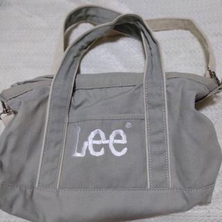 リー(Lee)のLeeトートショルダー(ショルダーバッグ)