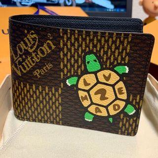 LOUIS VUITTON NIGO 折り畳み財布(折り財布)