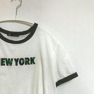 ZARA - ZARA 半袖レディースTシャツ