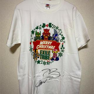 エグザイル トライブ(EXILE TRIBE)の岩田剛典 サイン入りTシャツ(男性タレント)
