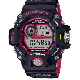 ジーショック(G-SHOCK)の送料込 国内正規 送込 RANGEMAN 緊急消防援助隊(腕時計(デジタル))