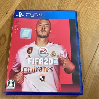 PlayStation4 - fifa20 超絶美品