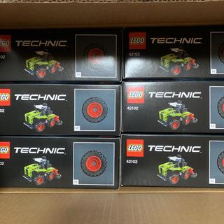レゴ(Lego)のレゴ(LEGO) テクニック ミニ クラース ゼリオン 42102(積み木/ブロック)
