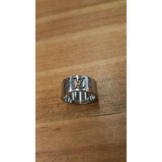 ルイヴィトン(LOUIS VUITTON)のルイヴィトン バーグシャンゼリゼリング 21号(リング(指輪))