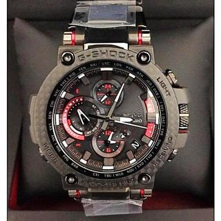 ジーショック(G-SHOCK)の新品未使用★最安★カシオ G-SHOCK MTG-B1000XBD-1AJF (腕時計(アナログ))