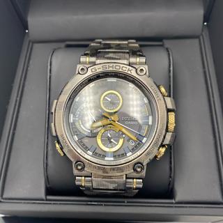 ジーショック(G-SHOCK)のカシオ G-SHOCK MTG-B1000DCM-1AJR  迷彩 カモフラ (腕時計(アナログ))