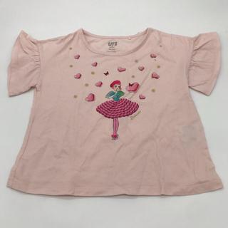 ユニクロ(UNIQLO)のTシャツ(Tシャツ/カットソー)