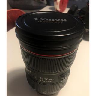 Canon EF24-70mm f2.8l ii usm おまけあり