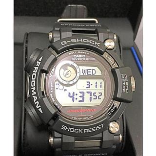ジーショック(G-SHOCK)の■未使用■カシオ G-SHOCK■フロッグマン GWF-D1000-1JF(腕時計(デジタル))