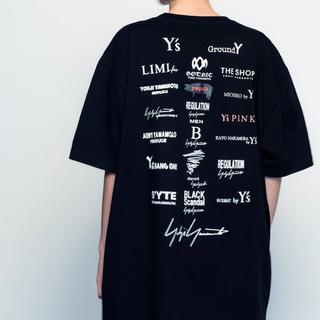 ヨウジヤマモト(Yohji Yamamoto)のYohji Yamamoto ニューエラ Tシャツ(Tシャツ/カットソー(半袖/袖なし))