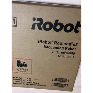 iRobot - IROBOT ルンバ E5