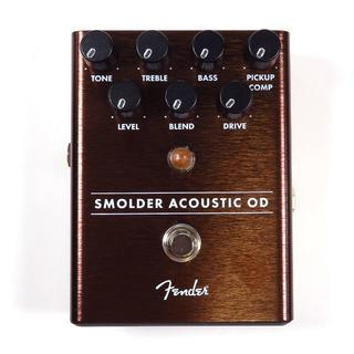フェンダー(Fender)のFender Smolder Acoustic Overdrive(エフェクター)