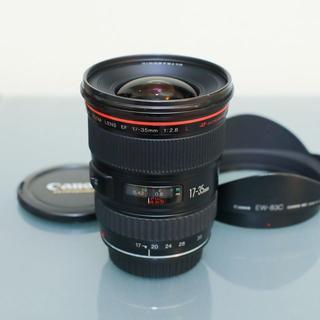 Canon - Canon EF 17-35mm F2.8L USM