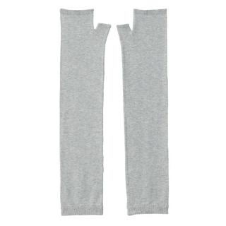 ムジルシリョウヒン(MUJI (無印良品))の無印良品 コットンシルクアームカバー(手袋)