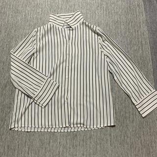ホッピン(HOTPING)のHOTPING ストライプシャツ(シャツ/ブラウス(長袖/七分))