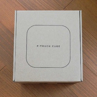 P-TOUCH CUBE brother PT-P300BT(OA機器)