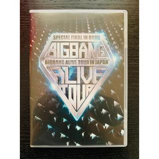 ビッグバン(BIGBANG)のBIGBANG ALIVE TOUR 2012 IN JAPAN(アイドル)