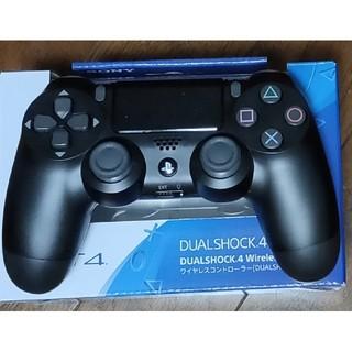 プレイステーション4(PlayStation4)のプレステ4コントローラー(純正)(家庭用ゲーム機本体)