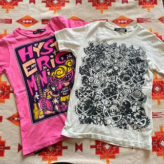 HYSTERIC MINI - Tシャツ 2着セット ヒスミニ