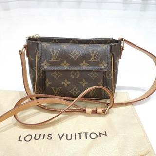 LOUIS VUITTON - ヴィバシテPM ルイヴィトン LOUIS VUITTON 鞄 バッグ かばん