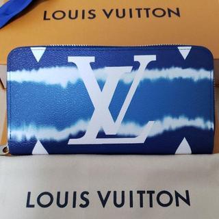 LOUIS VUITTON - ルイヴィトン 新品 未使用 ジッピー ウォレット エスカル ブルー