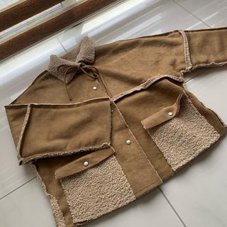 dholic - 新品 韓国通販 リバーシブルボアジャケット