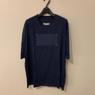 マルタンマルジェラ(Maison Martin Margiela)の確実正規品 メゾンマルジェラ  Tシャツ ステッチ 2020SS(Tシャツ/カットソー(半袖/袖なし))
