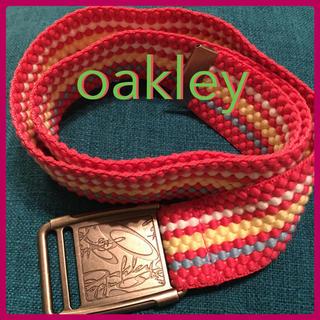 オークリー(Oakley)のOAKLEY ベルト(ベルト)