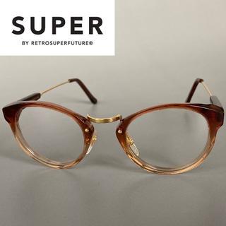 ◆PANAMA レトロスーパーフューチャー◆ローズ ゴールド メガネ(サングラス/メガネ)