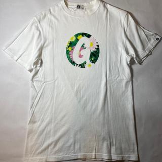 グッドイナフ(GOODENOUGH)のGOODENOUGH S/S Tee 2013AW フラワー(Tシャツ/カットソー(半袖/袖なし))