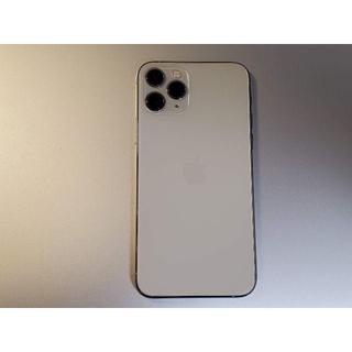 Apple - iPhone11 pro(256GB) 海外版・シャッター音なし・シルバー
