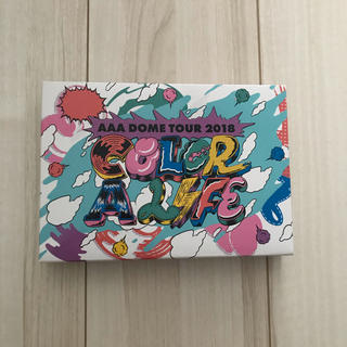 AAA - AAA coloralife BluRay