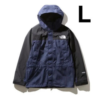 THE NORTH FACE - 【即購入即発送】ノースフェイス インディゴ NP12032