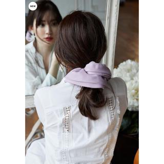 Her lip to シュシュ Rose ChouChou gardenia (ヘアゴム/シュシュ)