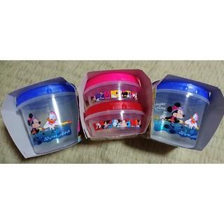 Disney - ジップロックスクリューロックディズニー3セット