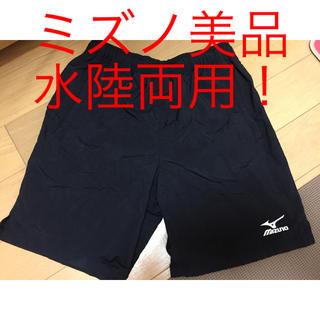MIZUNO - MIZUNO ミズノ メンズ サーフパンツ 黒 Sサイズ