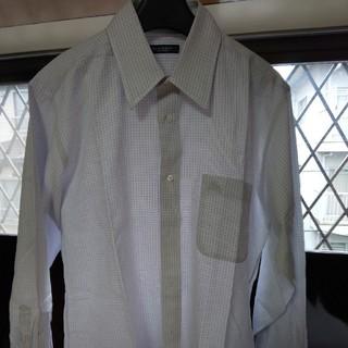 BURBERRY - BURBERRY バーバリーロンドン シャツ M 着用1度 ほぼ未使用