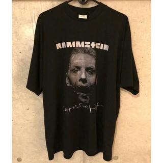 Balenciaga - VETEMENTS ラムシュタイン Tシャツ