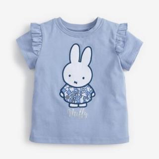 ネクスト(NEXT)のネクスト ミッフィー 半袖Tシャツ Blue Miffy T-Shirt(Tシャツ/カットソー)