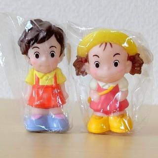 ジブリ(ジブリ)の【新品】さつき めい(帽子) 指人形 となりのトトロ ジブリ(キャラクターグッズ)