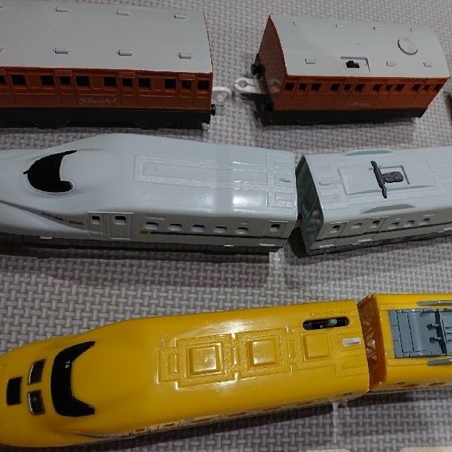 TOMMY(トミー)のプラレールセット キッズ/ベビー/マタニティのおもちゃ(電車のおもちゃ/車)の商品写真