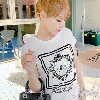 Rady - レディー Tシャツ ホワイト