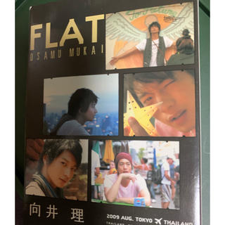向井理FLAT DVD 向井 理(その他)