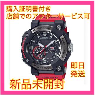 ジーショック(G-SHOCK)の【新品未開封】G-SHOCK フロッグマン GWF-A1000-1A4JF(腕時計(アナログ))